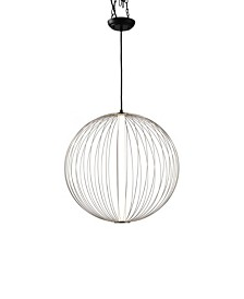 NOVA Lighting Spokes Pendant Round Small