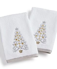 Martha Stewart Christmas Holiday Decor Macy S