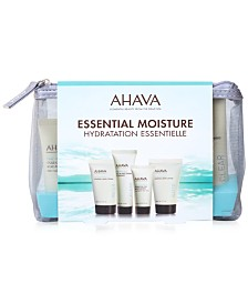 Ahava 5-Pc. Dead Sea Minerals Essential Moisture Set