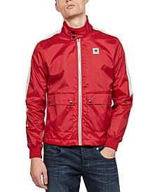 Men's Meson Biker Overshirt Jacket