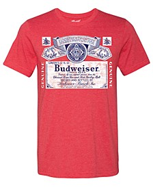 Budweiser Men's Graphic T-Shirt