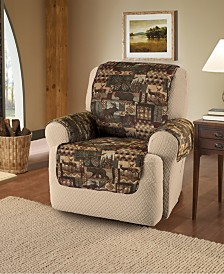 P/Kaufmann Home Lodge Recliner Slipcover