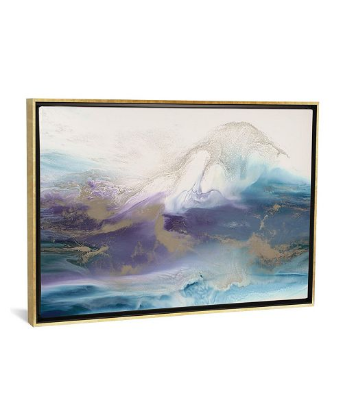 """iCanvas """"Harmony Beach"""" by Blakely Bering Gallery-Wrapped Canvas Print"""