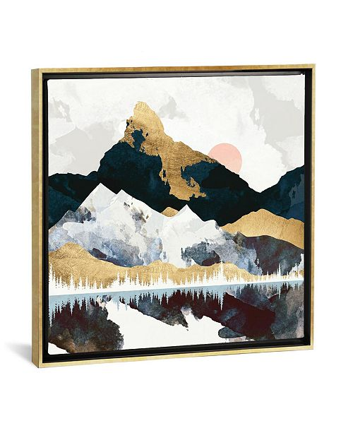 """iCanvas Winter's Day by Spacefrog Designs Gallery-Wrapped Canvas Print - 37"""" x 37"""" x 0.75"""""""