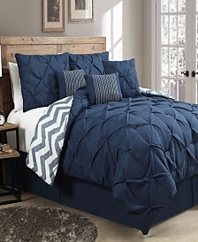 Ella 7 Pc King Comforter Set