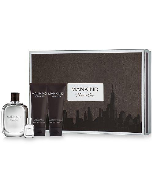 Kenneth Cole Men's 4-Pc. Mankind Gift Set
