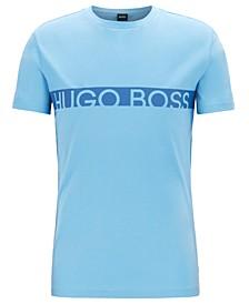 BOSS Men's Slim-Fit UPF 50+ Logo T-Shirt