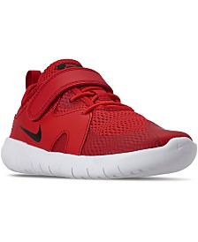 Nike Little Boys' Flex Contact 3 Casual Athletic Sneakers from Finish Line