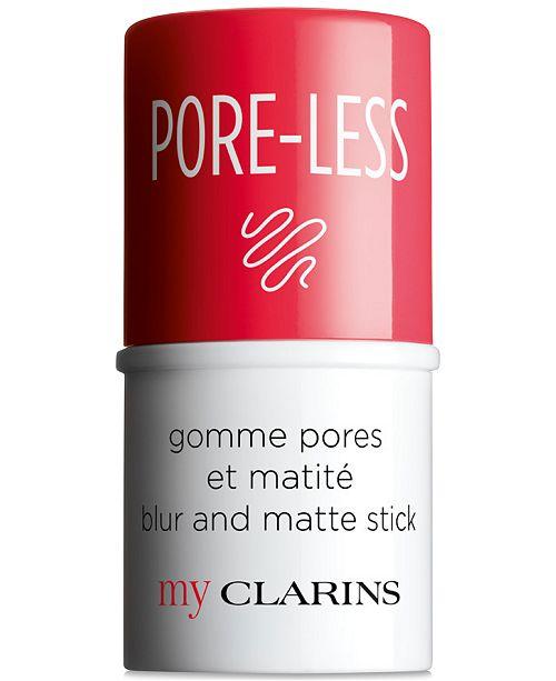 My Clarins Pore-Less Blur & Matte Stick, 0.11 oz.