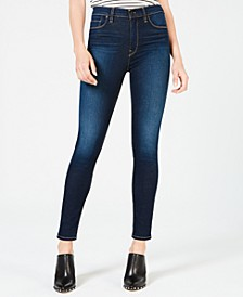 Barbara High-Rise Skinny Ankle Jeans