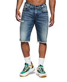 True Religion Men's Ricky No Flap Shorts
