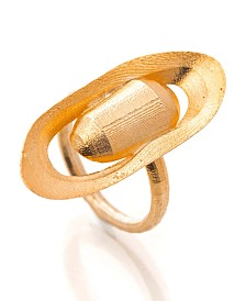 Honey Minx Shield Ring