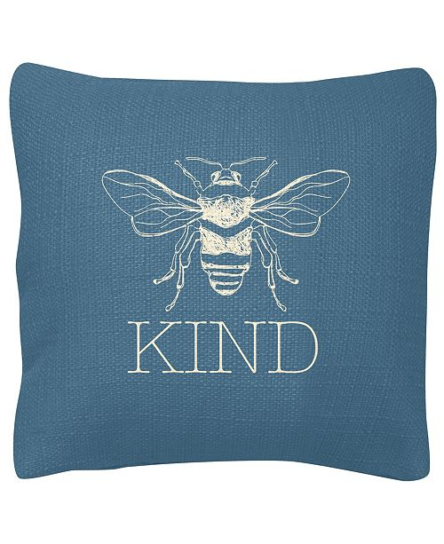 """Karma Gifts 18"""" x 18"""" Square Pillow"""