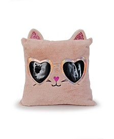 Kitty Fluffy Pillow