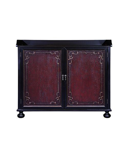 Samuel Lawrence Burton Classic Bar Cabinet
