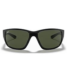 Ray-Ban Sunglasses, RB4300 63