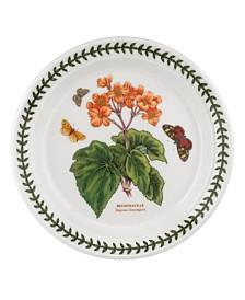 Portmeirion Botanic Garden Begonia Salad Plate