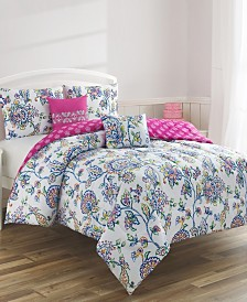 C Wonder Varadero Twin 4 Piece Comforter Set