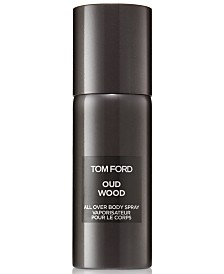 Tom Ford Oud Wood All Over Body Spray, 5-oz.
