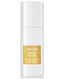 Soleil Blanc All Over Body Spray, 5-oz.