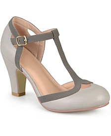Women's Olina Regular and Wide Width Pumps