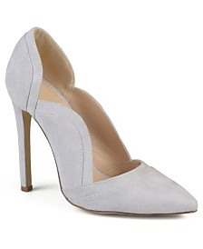 Journee Collection Women's Adley Pumps
