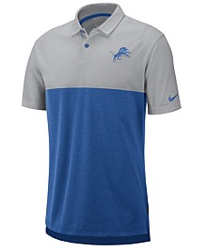Nike Men's Detroit Lions Early Season Polo