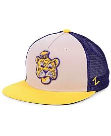 Zephyr LSU Tigers Paradigm Snapback Cap