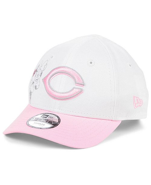 sells uk cheap sale san francisco Toddlers & Little Girls Cincinnati Reds Minnie Heart 9FORTY Adjustable Cap