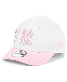 New Era Toddlers & Little Girls New York Yankees Minnie Heart 9FORTY Adjustable Cap