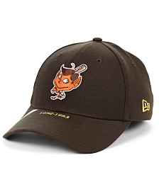 New Era St. Louis Browns Timeline Collection 39THIRTY Stretch Fitted Cap