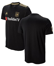 adidas Toddlers Los Angeles Football Club Primary Replica Jersey