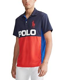 Polo Ralph Lauren Men's Polo Sport Active Pique Shirt