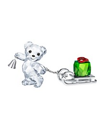 Swarovski Annual Edition 2019 Christmas Kris Bear Figurine