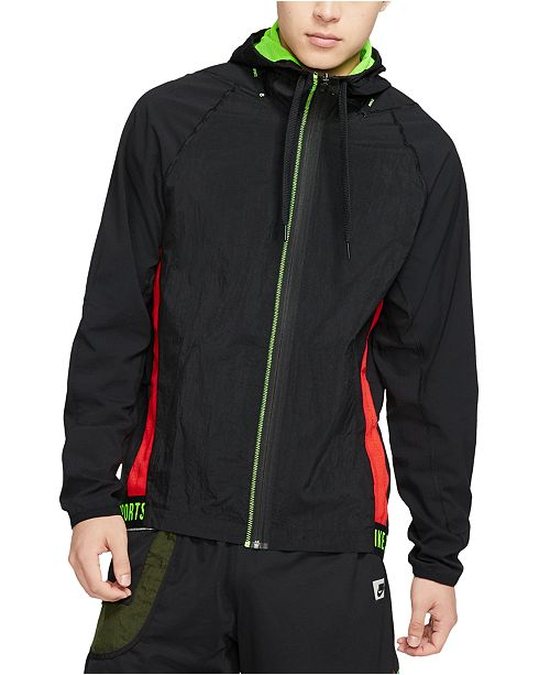 Nike Men's Sport Clash Dri-FIT Flex Training Jacket
