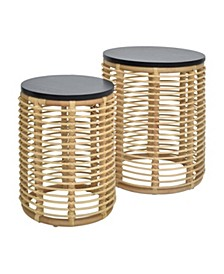 Perry End Table Set, Quick Ship