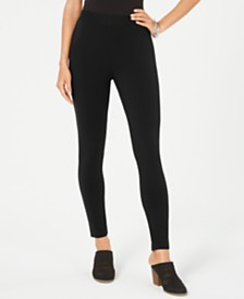 Style & Co Petite Pull-On Leggings, Created for Macy's