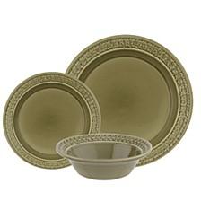 Botanic Garden Harmony 12 Piece Dinnerware Set, Service for 4