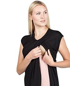 Kenzie Lounge Dress/Tunic Maternity and Nursing