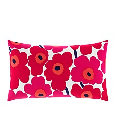 Marimekko Pieni Unikko Throw Pillow