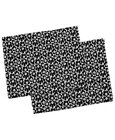 Marimekko Pikkuinen Unikko Standard Pillowcase Pair