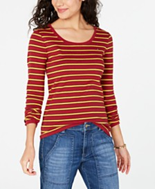 Tommy Hilfiger Cotton Striped Top