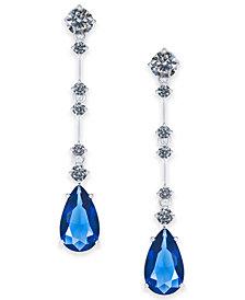 Danori Cubic Zirconia Teardrop Drop Earrings, Created for Macy's