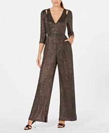 Calvin Klein Sparkle Jumpsuit