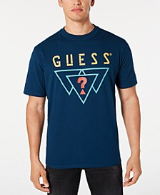 Men's Triple Triangle Logo T-Shirt