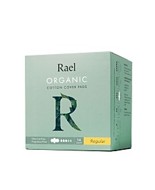 Rael Organic Cotton Regular Pads