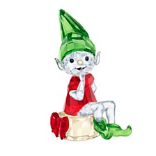 Swarovski Santa's Elf Figurine