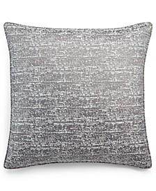 """Chenille Jacq 20"""" x 20"""" Decorative Pillow, Created for Macy's"""