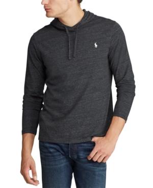 Polo Ralph Lauren T-shirts MEN'S JERSEY T-SHIRT HOODIE