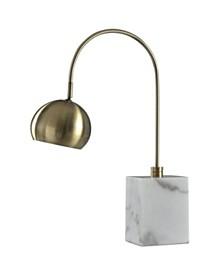 Harp & Finial Woolsey Table Lamp